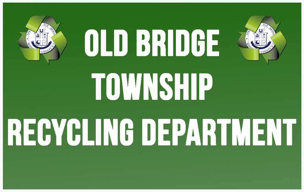 Old Bridge Recycling Department Update