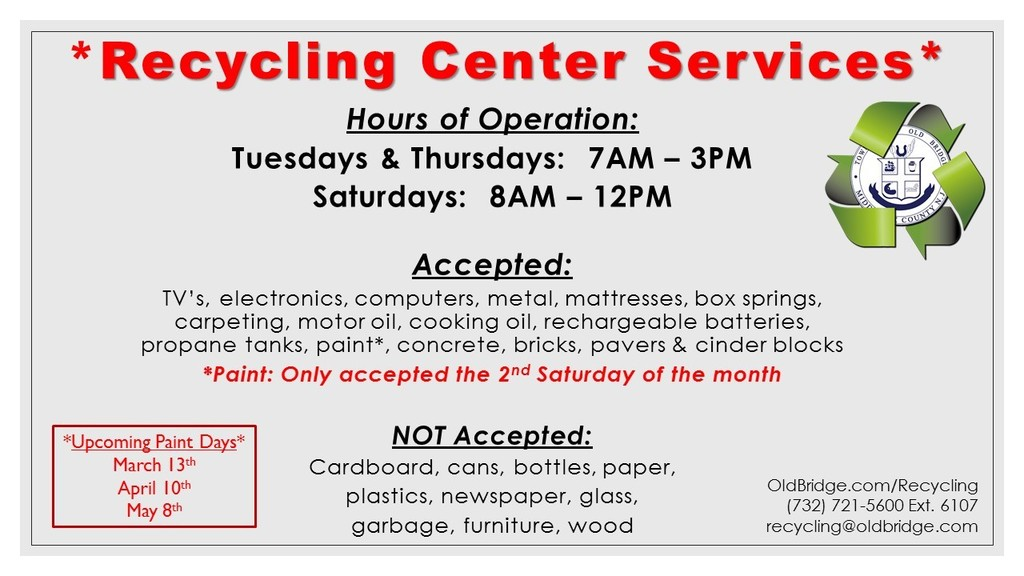 Recycling Center Services